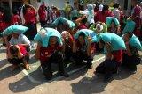 Penyandang disabilitas di Temanggung dilatih selamatkan diri saat gempa