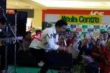 Bams pukau fans di Kota Palembang