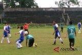 Klub sepak bola nasional gerilya pemain di Sultra