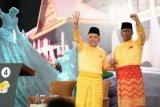 Dikomandoi Udin Semekot, Pendukung Paslon Nomor 4 Paling Kompak dan Meriah