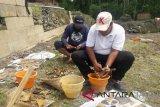 Pecahan gerabah ditemukan kembali di Situs Liyangan
