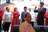 Herman-Sutono Dukung Jokowi Dua Periode