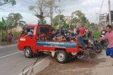 Insiden Ledakan Tabung Gas di Inhil, 10 Karyawan PT Rizki Maharani Dilarikan ke IGD