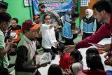 Presiden kunjungi pengungsi korban gempa