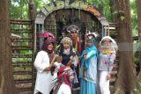 Sensasi swafoto Kampung Indian di Jember