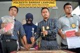Tekab 308 Polresta Bandarlampung tangkap penusuk debt collector