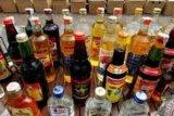 Satpol PP Siak Musnahkan 2.246 Botol Miras Tangkapan Januari-April