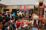 SD MUtiara Harapan Gelar International Day 2018