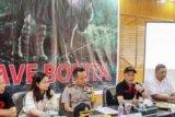Temukan Jerat Harimau di SM Kerumutan, BBKSDA Riau Awasi Aktivitas Perburuan