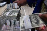 Dolar AS menguat didukung data ekonomi positif