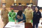 Anggota DPR-Kemenkes sosialisasikan germas di Wakatobi