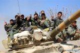 Pemantau: Tentara Suriah  rebut kota strategis dari pemberontak