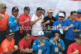 Wagub Buka Race Boat Kapolda Kaltara Cup I