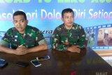 Lanudsri  Manado sebagai Pangkalan Aju latihan PPRC