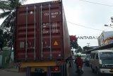 Banyak kecelakaan lalu lintas, Pemkot Palembang revisi perwali angkutan barang
