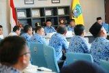 Gubernur Ingatkan Kepala OPD Perhatikan Area Rawan Korupsi