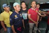 Imiigrasi Palu deportasi seorang warga Malaysia