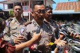Operasi Patuh Tinombala Polda Sulteng jaring 3.598 pengendara
