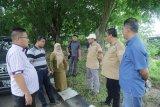 Longsor di Rengat, arus mudik Tembilahan-Kuala Cinaku terganggu