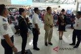 Komisi V DPR-RI pantau operasional bandara Samrat