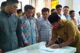 Peserta pilwana di Solok Selatan janji laksanakan pilwana damai