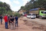 Penyiraman tak dibayar, jalan houling tambang diportal PDTP Bartim