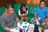 Sabu 146 gram disita polisi di Pelabuhan Dede Tolitoli