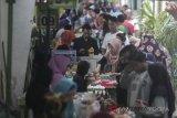 Berburu kicak di Kauman saat Ramadhan