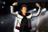 Mick Jagger  seusai jalani operasi katup  jantung, kondisi membaik