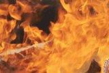 Area Penyimpanan BB Lantas dan Reskrim Polres Siak Terbakar, 10 Kendaraan Ikut Hangus