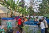 jejak indonesia jadikan Talang Jawa OKU sebagai kampung lele
