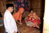 Lombok Utara bangun rumah empat warga miskin