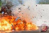 Serentetan ledakan bom di Irak tewaskan lima orang, dan 18 terluka