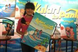 Lil'li Latisha kagumi keindahan alam Indonesia sejak main film