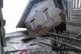 Rumah warga Kasimbar roboh disapu ombak