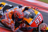 Marquez juara MotoGP Jerez, Pedrosa dan dua Ducati kecelakaan
