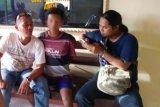 Pembacok pria paruh baya ditangkap