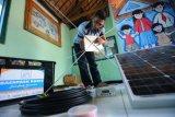 Radio komunitas Merapi Merbabu