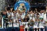 Real Madrid juara Liga Champions 2018