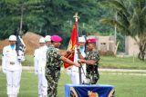 Sertijab Komandan Brigif-3 Marinir Lampung