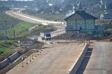 Jalur fungsional tol Semarang-Batang