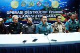 Rilis operasi destructif fishing