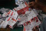 Pelipatan surat suara Pilgub Jatim