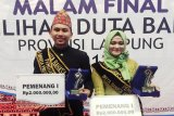 Ini kiprah Duta Kesehatan Lampung