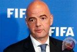 Presiden FIFA Infantino nyatakan Rusia siap gelar Piala Dunia