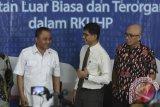UU Komisi Pemberantasan Korupsi mau direvisi KPK menolak