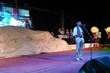 Gubernur Sumbar baca puisi  di malam takbiran (video)