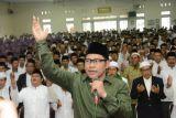 "3.000 orang ""long march"" Bandung-Jakarta dukung Cak Imin"