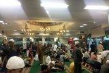 Masjid Al-Aqobah Pusri favorit itikaf warga Palembang