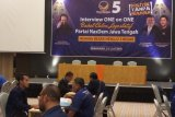 Garda Nasdem Semarang usung 10 kader dalam Pemilu 2019